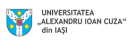 "Universitatea \""Alexandru Ioan Cuza\"" Iaşi"